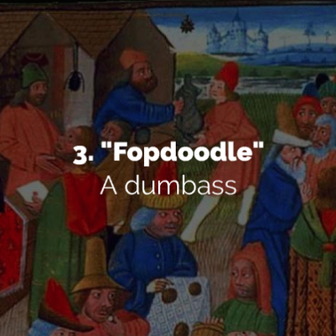 15 Medieval Insults History Hustle 3