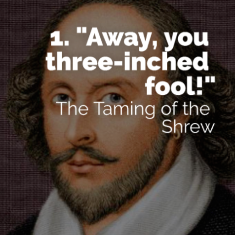 History Hustle Shakespeare insults