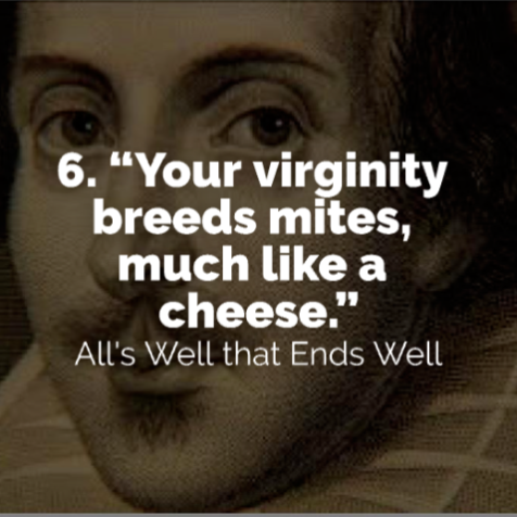 History Hustle Shakespeare insults 6 image