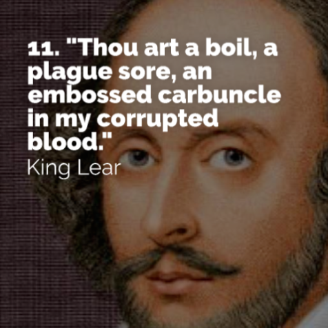 History Hustle Shakespeare insults 11