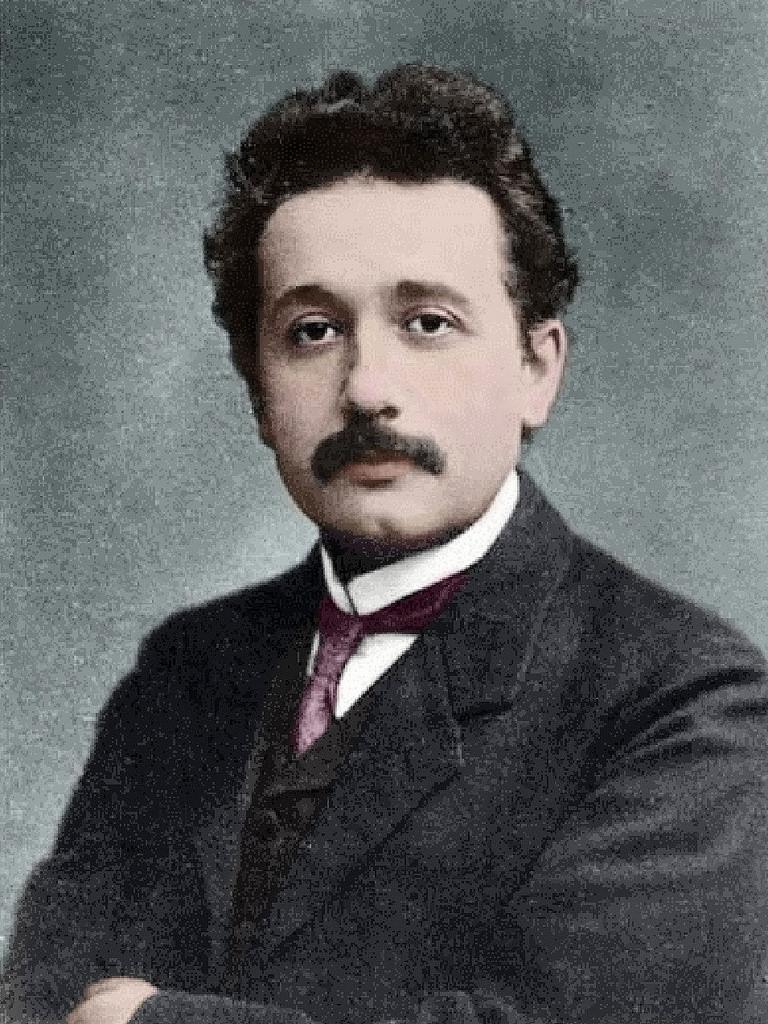 Einstein History Hustle Rick Larson