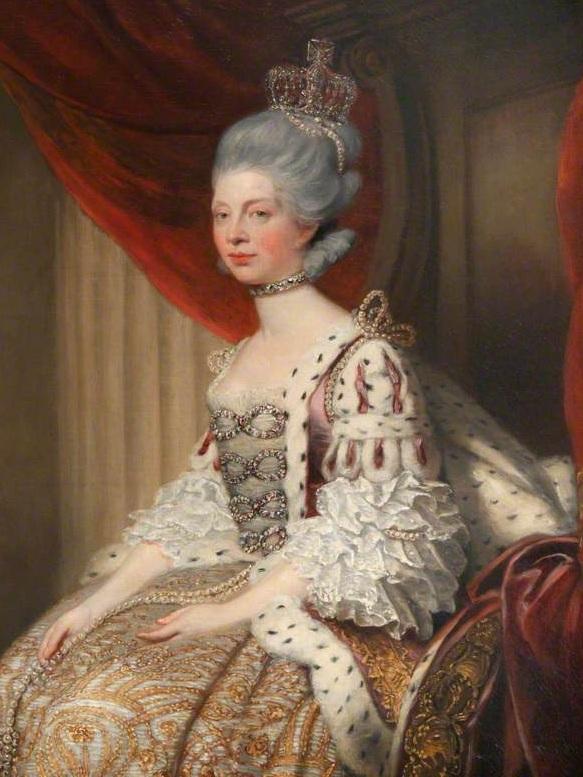 Königin Charlotte Von England