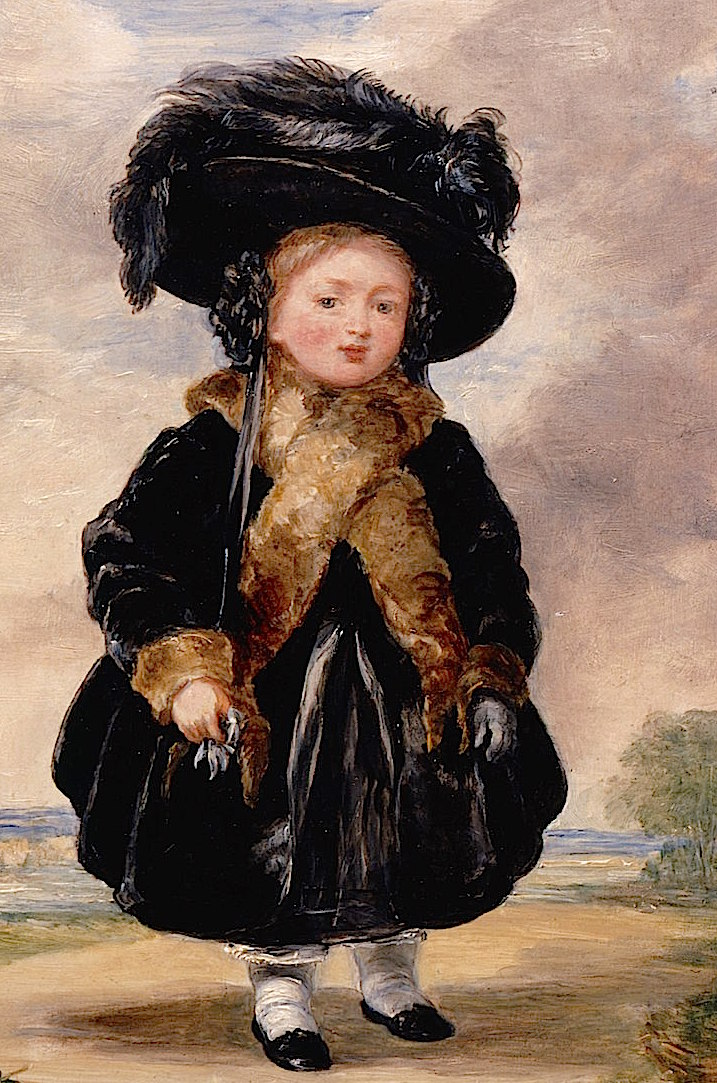 Queen Victoria of the United Kingdom, 1860s - Stock Image