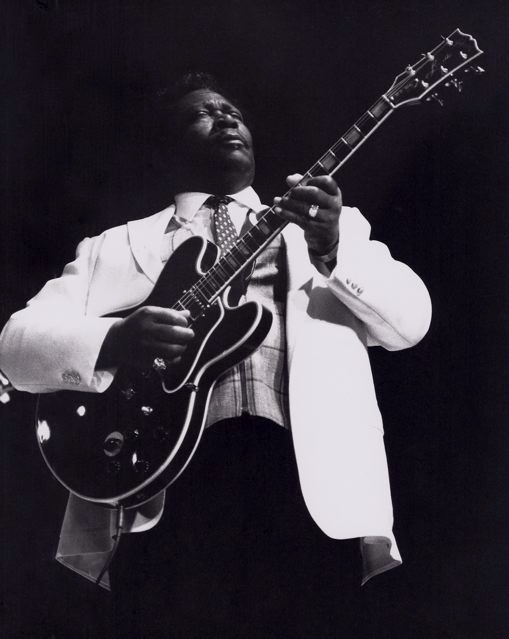 BB King and Lucille W photo