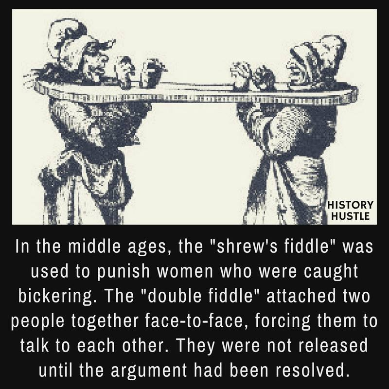 Double Fiddle History Hustle fact photo