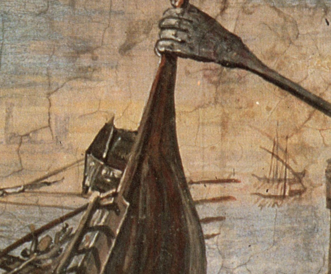 Iron claw of Archimedes image