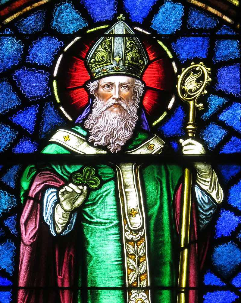 Saint Patricks Day History History Hustle image