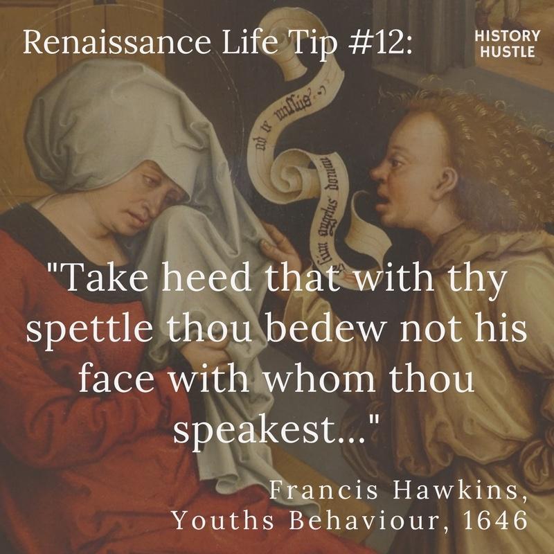 Renaissance life tip 12 image