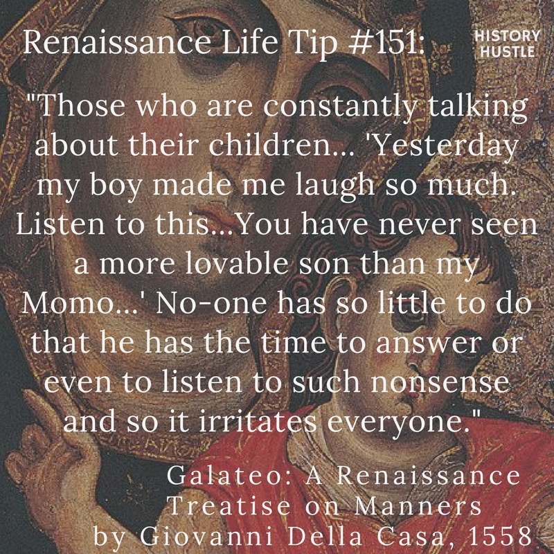 Renaissance life tip 151 image