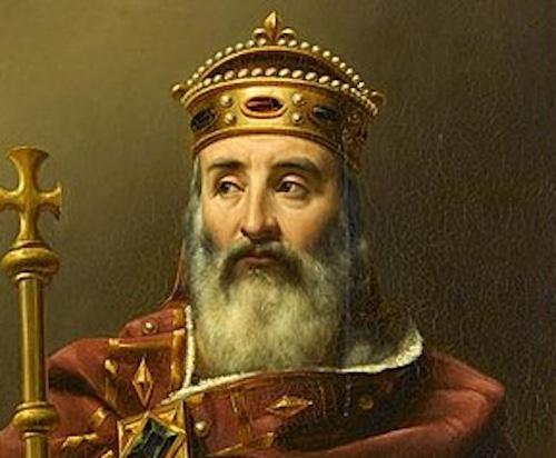 History Hustle Charlemagne cover image