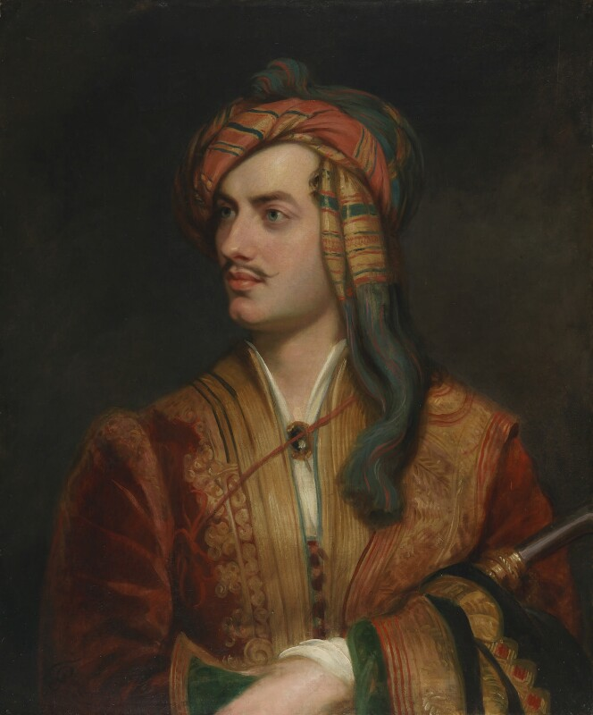 Lord Byron bear History Hustle 2 image