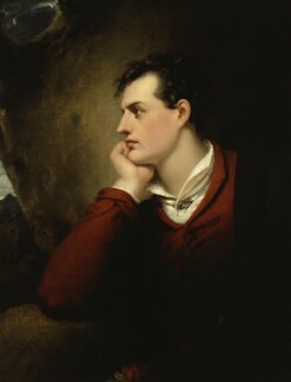 Lord Byron bear History Hustle image