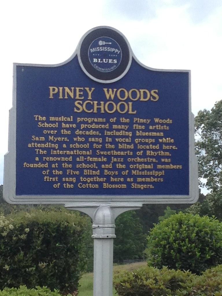 Piney Woods laurence c jones history hustle image