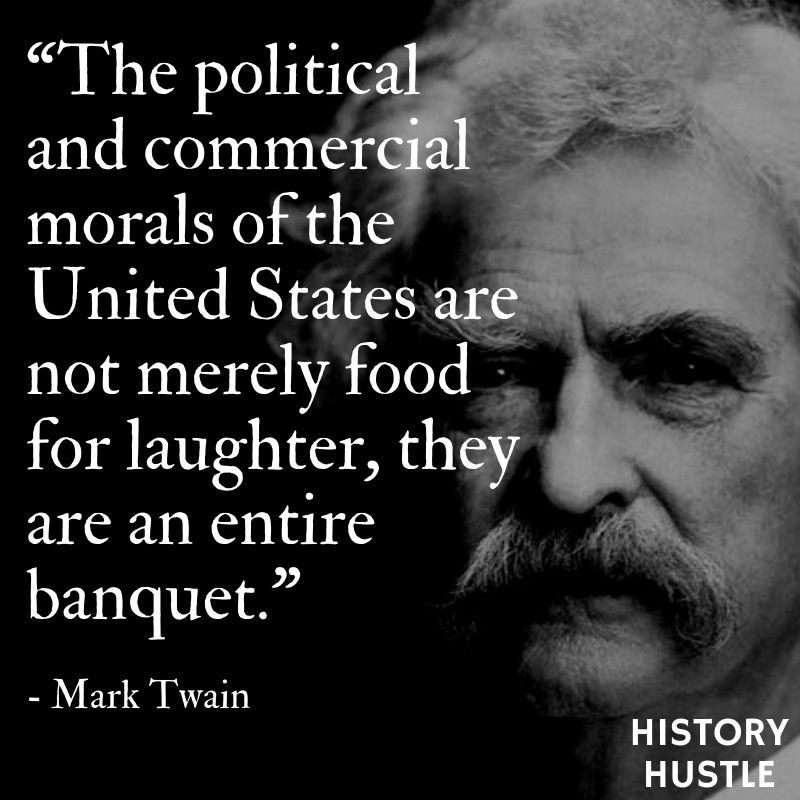 Mark Twain History Hustle 1 image