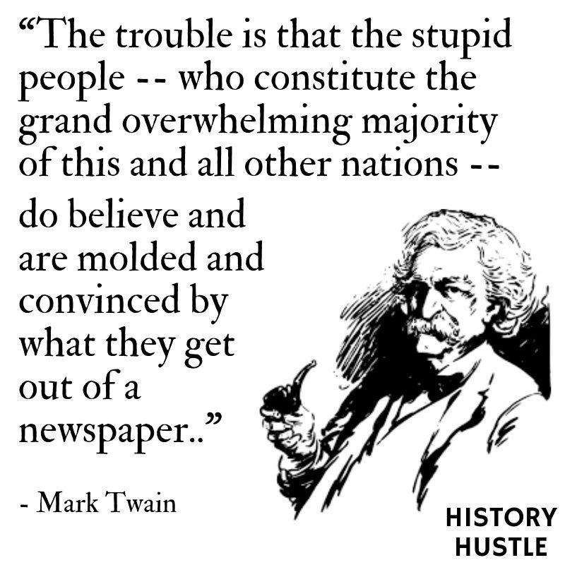 Mark Twain History Hustle 3 image