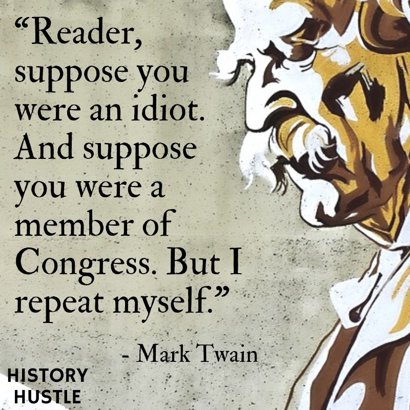Mark Twain History Hustle 5 image