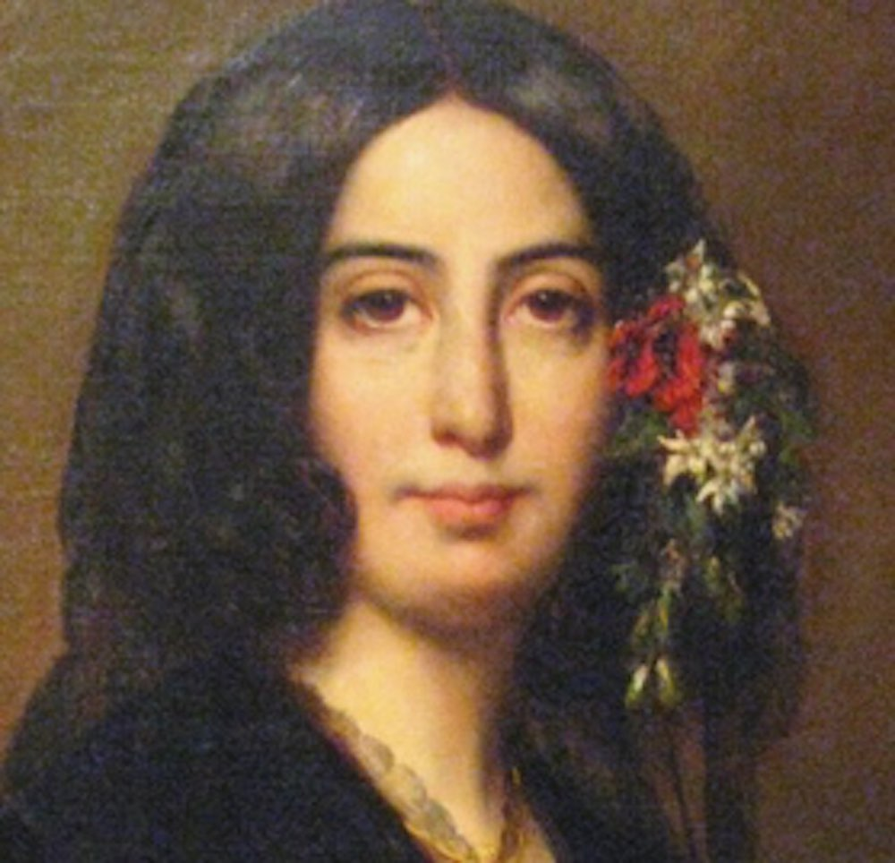 George Sand Face History Hustle image