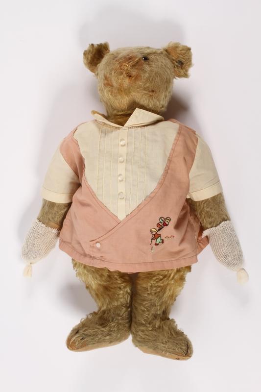 Teddy bear holocaust History Hustle image