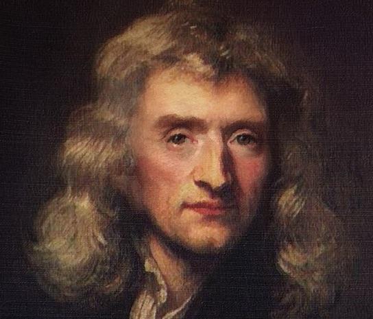 Isaac Newton History Hustle image