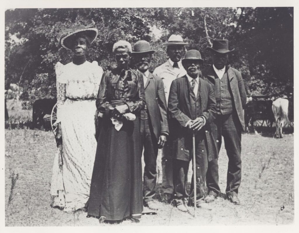 Emancipation Day celebration 1900-06-19