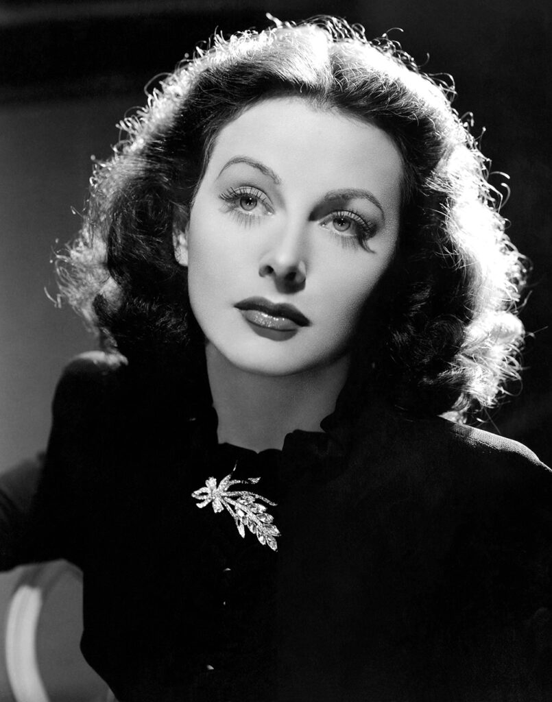 hedy lamarr an actress and inventor