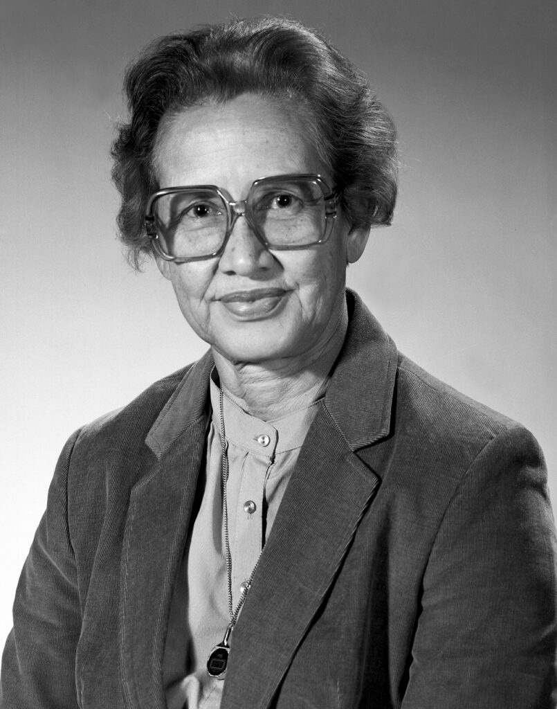 katherine johnson the african-american mathematician who took man to the moon