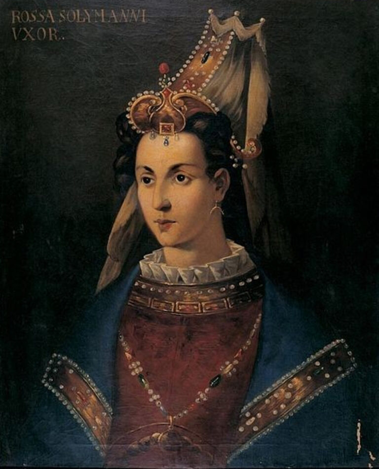 Hurrem Sultan, one of the powerful women of the ottoman empire