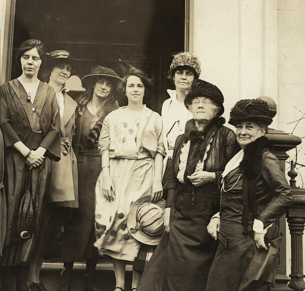 Officers of the National Woman's Party