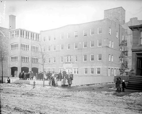 Hull House, 1908