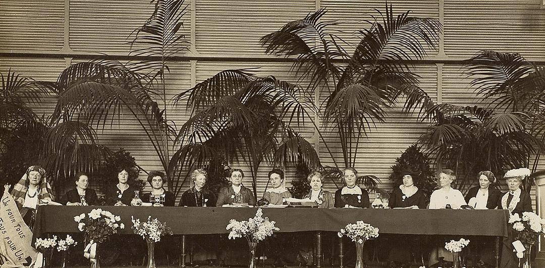 International Congress of Women, 1915