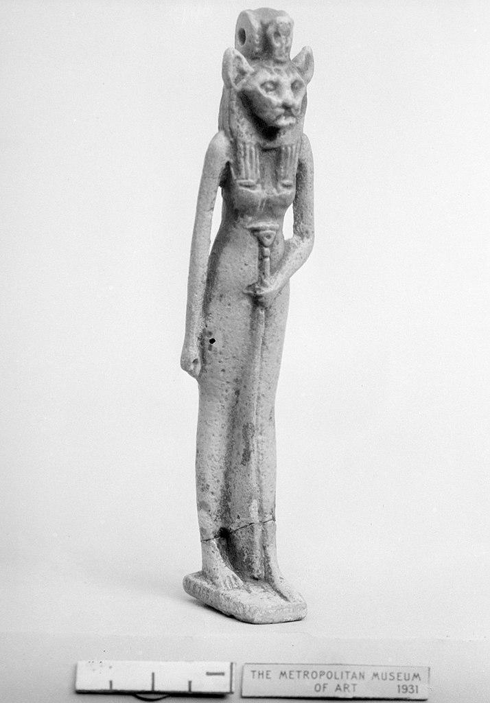 Sakhmet Amulet