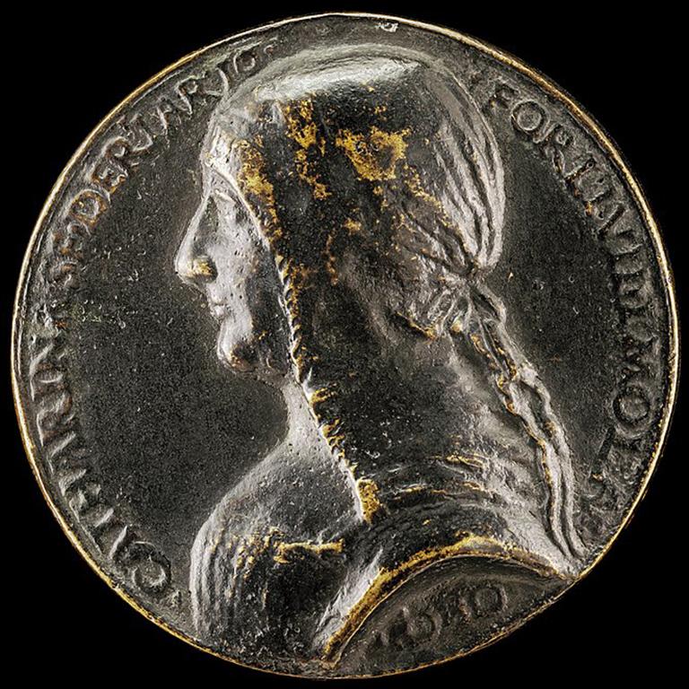 image of Caterina Sforza-Riario, 1463-1509