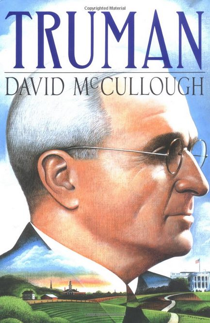 "cover book of ""Truman"""