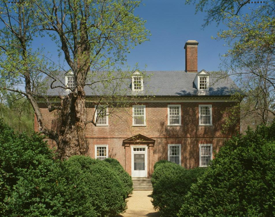Berkeley plantation harrison home, America's aristocracy